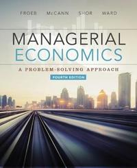 Managerial Economics by Brian McCann