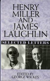 Henry Miller and James Laughlin by James Laughlin