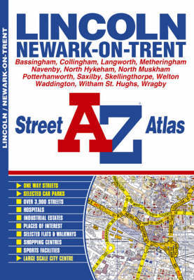 Lincoln Street Atlas by Geographers A-Z Map Company