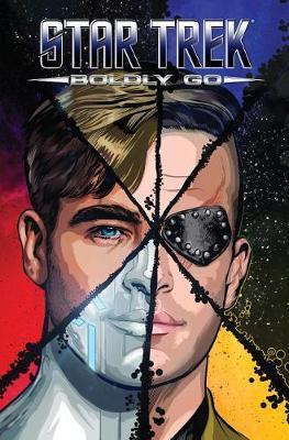 Star Trek Boldly Go, Vol. 3 by Mike Johnson image