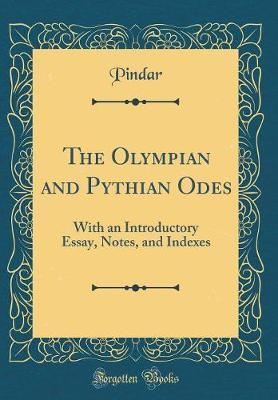The Olympian and Pythian Odes by Pindar Pindar image
