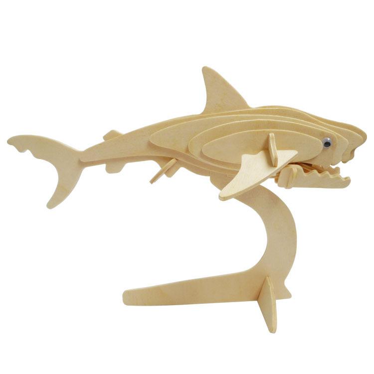 Robotime: Shark image