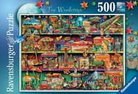 Ravenburger - Toy Wonderama Puzzle (500pc)
