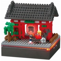 nanoblock: Sites To See - Kaminarimon (LED)