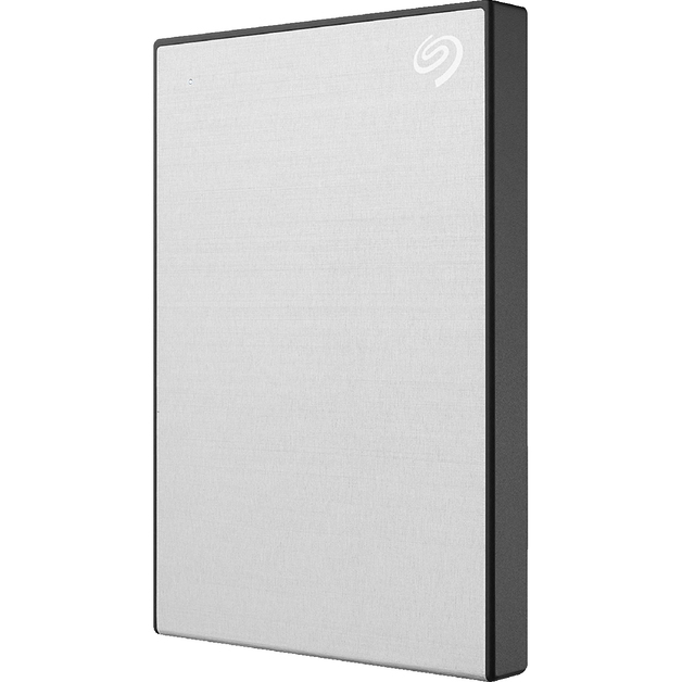2TB Seagate Backup Plus Slim - Silver