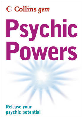 Psychic Powers by Carolyn Boyes image