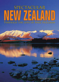 Spectacular New Zealand by Mike Hollman image