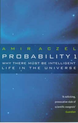 Probability One by Amir D. Azcel image