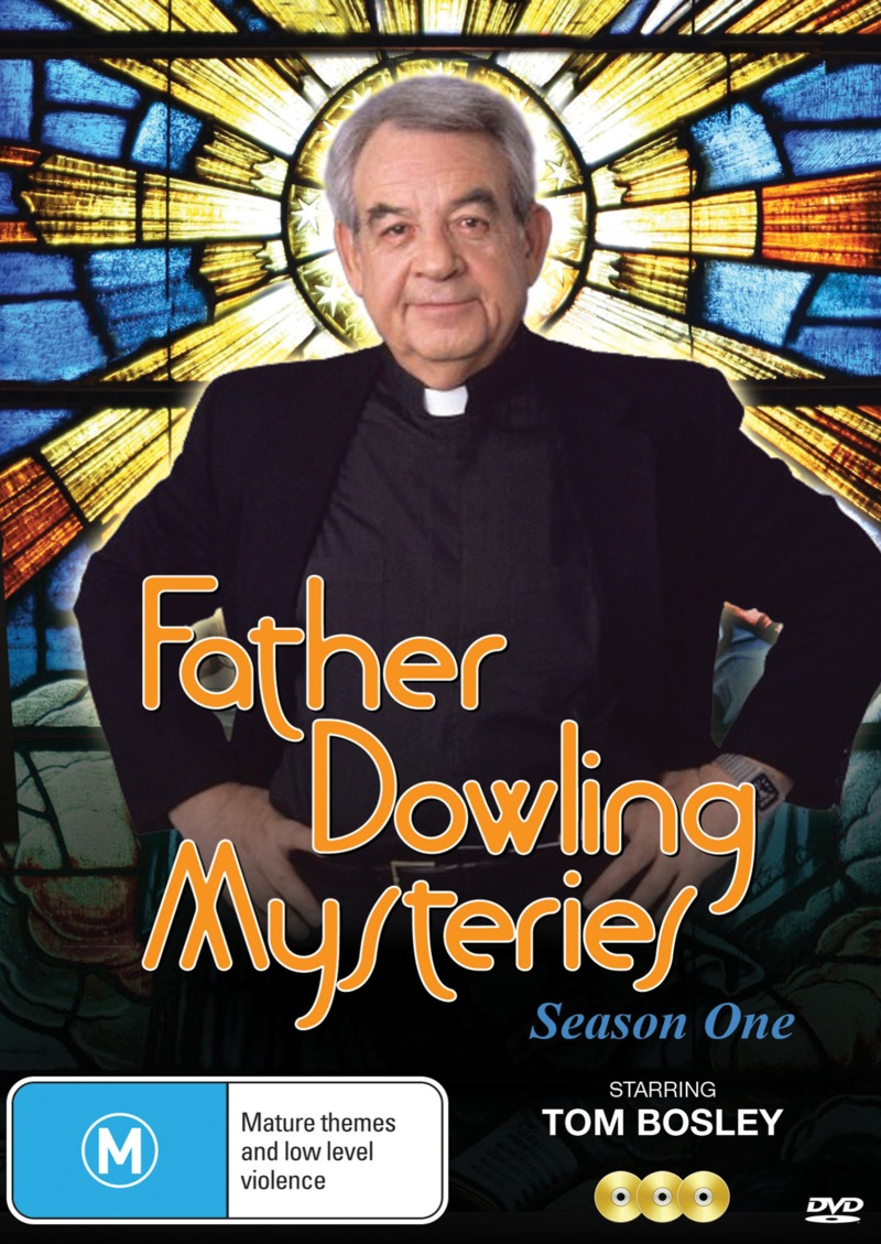 Father Dowling Mysteries - Season 1 on DVD image