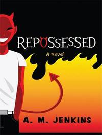 Repossessed by A.M. Jenkins image