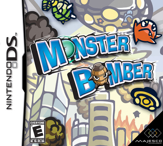 Monster Bomber for Nintendo DS