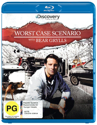 Worst Case Scenario - Season 1 on Blu-ray