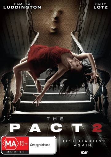 The Pact 2 on DVD