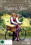 Sugar & Spice - The Complete Series DVD