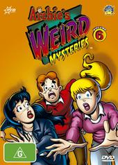 Archie's Weird Mysteries: Volume 6 on DVD