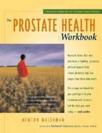 The Prostate Health Workbook by Newton Malerman image