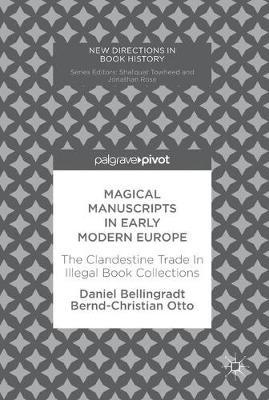 Magical Manuscripts in Early Modern Europe by Daniel Bellingradt image