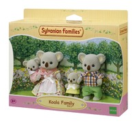 Sylvanian Families: Koala Family - 4 Pack