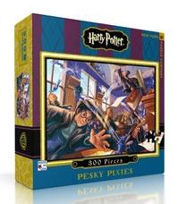 Harry Potter: 300 Piece Puzzle - Pesky Pixies