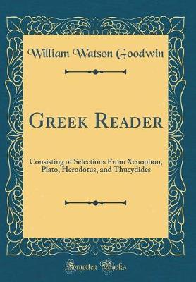 Greek Reader by LL D image