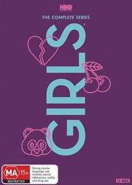 Girls: Seasons 1-6 on DVD image