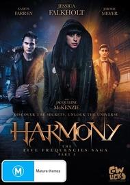 Harmony on DVD