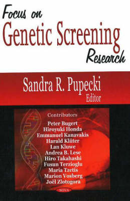 Focus on Genetic Screening Research image