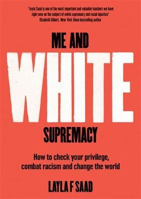 Me and White Supremacy image