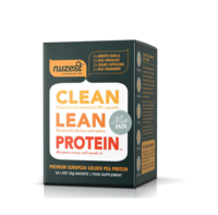 Clean Lean Protein - 10x20g Sachets (Mixed Flavours)