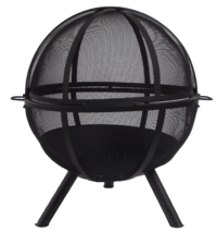 FireBall Steel Fire Pit | Large (76x90cm)
