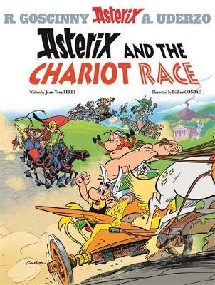 Asterix: Asterix and the Chariot Race by Jean-Yves Ferri