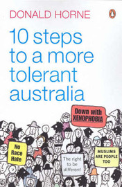 10 Steps to a More Tolerant Australia by Donald Horne image