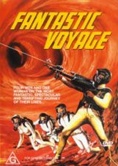 Fantastic Voyage on DVD
