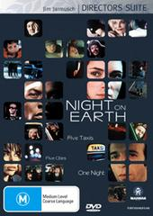 Night On Earth on DVD