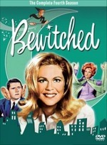 Bewitched - Complete Season 4 (5 Disc Set) on DVD