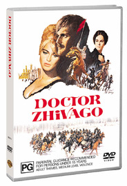 Doctor Zhivago (2 Disc) on DVD image