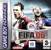 FIFA 06 for Game Boy Advance