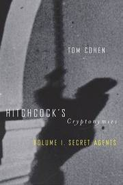 Hitchcock's Cryptonymies by Tom Cohen image