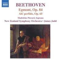 Beethoven: Egmont Op. 84 / Ah! Perfido Op. 65 by Ludwig van Beethoven