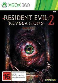 Resident Evil: Revelations 2 for Xbox 360