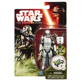 "Star Wars: The Force Awakens 3.75"" Forest Mission Captain Phasma Figure"
