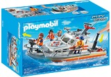 Playmobil: Rescue Boat with Water Hose (5540)