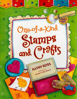 One-Of-A-Kind Stamps and Crafts by Kathy Ross image
