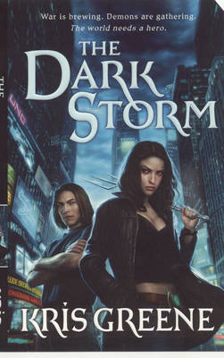 The Dark Storm by Kris Greene image