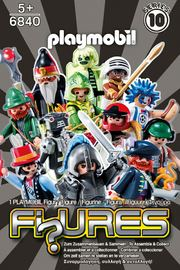 Playmobil: Blind Bags S10 Boys