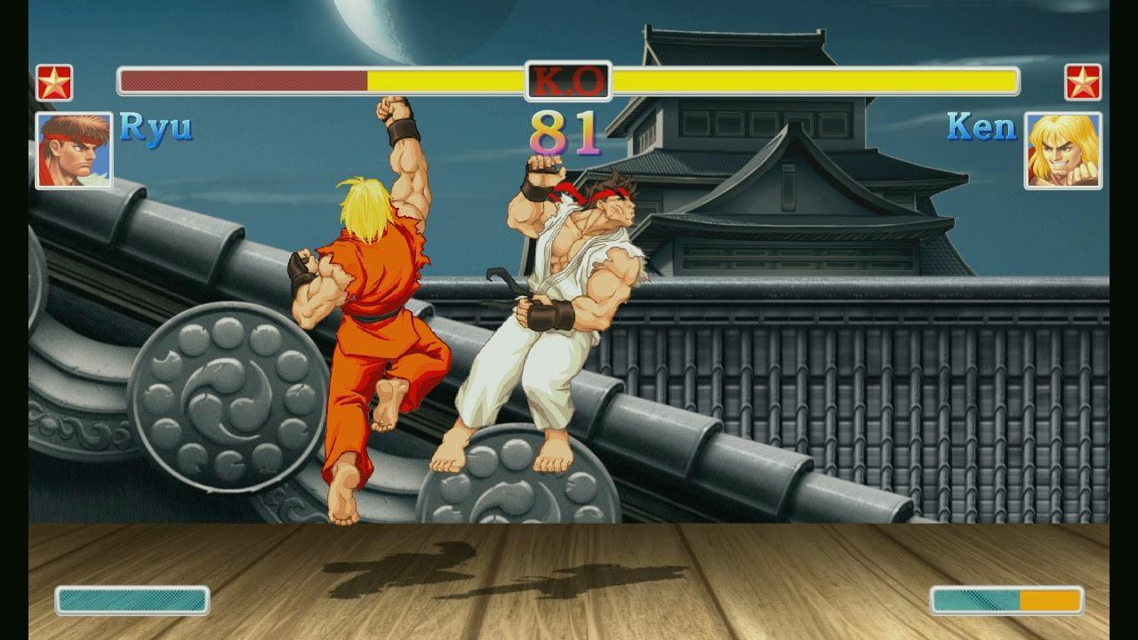 Ultra Street Fighter II: The Final Challengers for Switch image