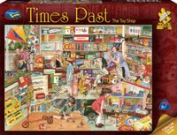 Holdson: 1000 Piece Puzzle Times Past 2 The Toy Shop image