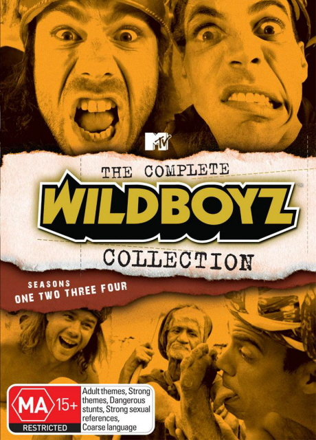 MTV Complete Wildboyz Collection, The (7 Disc Box Set) on DVD image