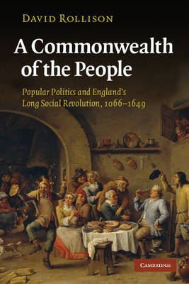 A Commonwealth of the People by David Rollison image