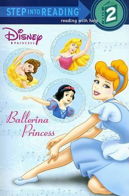 Ballerina Princess by Rh Disney